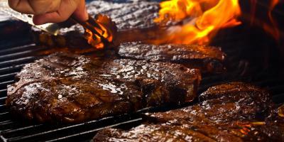 A Guide to Texas Barbecue , Pierce, Ohio