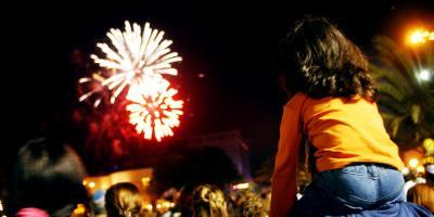 Are Fireworks Legal in Ohio?, Cincinnati, Ohio