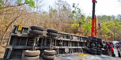 What to Know About Tractor Trailer Accidents, Roanoke, Virginia