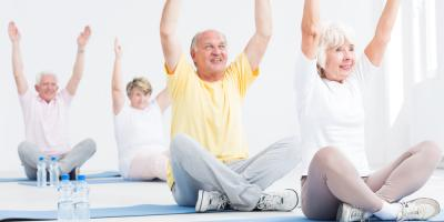 4 Ways to Stay Healthy & in Shape in a Senior Living Community, Groton, Connecticut
