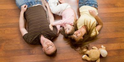 Top 3 Safe Flooring Options for Children, Prairie du Chien, Wisconsin