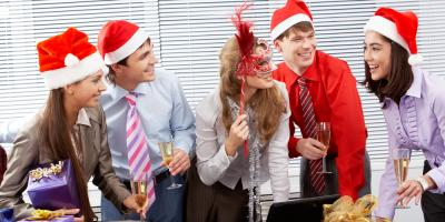 3 Reasons for a Holiday-Themed Office Catering Lunch, Dublin, Ohio