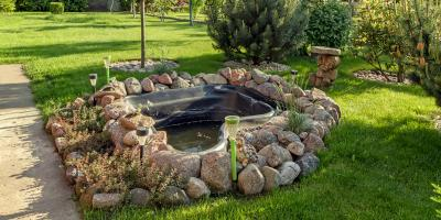 4 Reasons to Install a Pond Water Feature, Clearwater, Minnesota