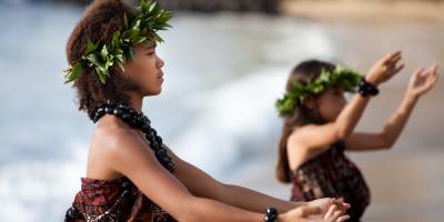 Kanile'a 'Ukulele Is Proud to Help Sponsor the Merrie Monarch Festival, Waikane, Hawaii