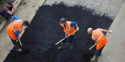 5 FAQ About Asphalt Paving, Kearny, New Jersey