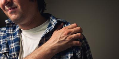 5 Potential Causes of Shoulder Pain, Wayne, New Jersey