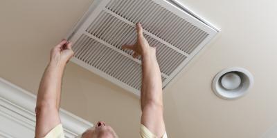 4 Reasons to Change HVAC Air Filters, Marietta, Ohio