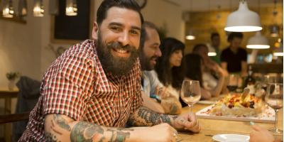 Do's & Don'ts of Eating With a Beard, Anchorage, Alaska