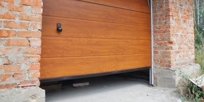 4 Reasons Your Garage Door Isn't Closing All the Way, Williamsport, Pennsylvania