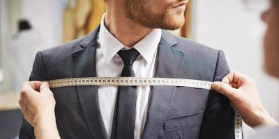 4 Benefits of Custom Suit Tailoring , Wallingford Center, Connecticut