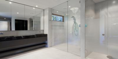 4 Glass Decor Ideas for Your Kitchen & Bathroom, Newark, Ohio