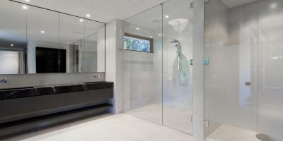 Why Do Glass Shower Doors Fog Up?, Spring Valley, New York