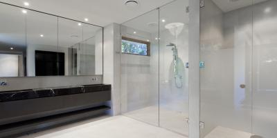 How to Select Glass Shower Doors, Spokane Valley, Washington
