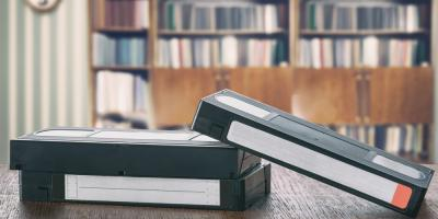 What Is VHS to DVD Conversion?, Minneapolis, Minnesota