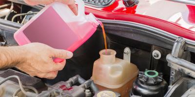 4 Essential Vehicle Fluids , Big Bend, Wisconsin