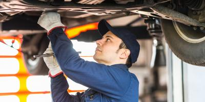 What You Should Know About Your Car's Exhaust System, Anchorage, Alaska