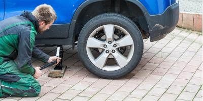 Why It's Not Safe to Drive on Mismatched Tires, Anchorage, Alaska