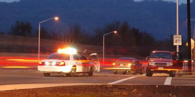 """""""Drive Sober or Get Pulled Over"""" Campaign Aims to Reduce Auto Crashes, Princeton, West Virginia"""