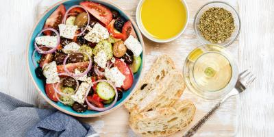 3 Reasons Greek Salads Are Healthy , Stamford, Connecticut