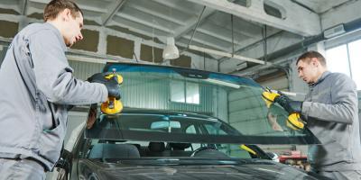 5 Common Causes of Auto Glass Damage, Woodburn, Oregon