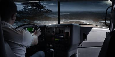 How to Manage Night Driving as a Trucker, Sharon, Ohio