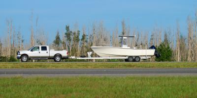 Trailer Rental Pros on Why You Should Get Your Boat Trailer Serviced Now, Sharonville, Ohio