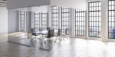 How Commercial Window Treatments Boost Business, Seymour, Connecticut