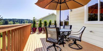 3 Benefits of Composite Decking, Stayton, Oregon