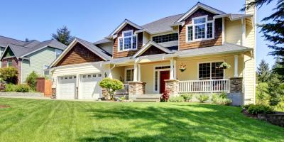 Update Your Garage Door to Improve Your Home's Appearance, Wentzville, Missouri