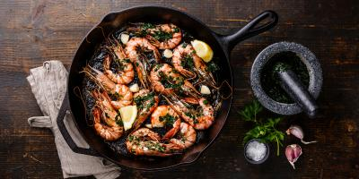 4 Ways to Serve Shrimp At Home, Bon Secour, Alabama
