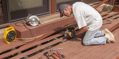 A Guide to Rot on Wood Decks, Trinity, North Carolina