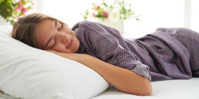 3 Ways a Family Dentist Can Help You Sleep Better, Fishersville, Virginia