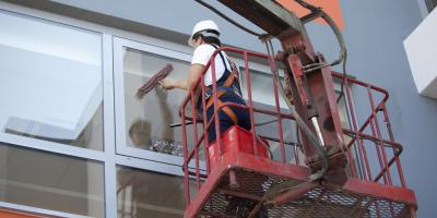 How Does Commercial Window Cleaning Benefit Your Company?, Columbus, Ohio
