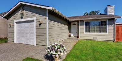 Top 3 Garage Door Repairs, Dayton, Ohio