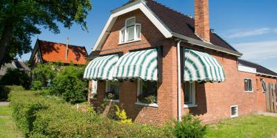 Why You Should Order Awnings In Winter, Asheboro, North Carolina