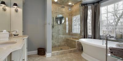 How a Glass Shower Enclosure Will Boost Your Home's Value, Greensboro, North Carolina