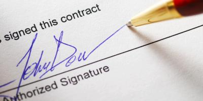 Local Attorneys Explain What Goes Into a Contract, Boston, Massachusetts