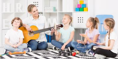 4 Ways Music Lessons Help Kids With ADHD, Staten Island, New York