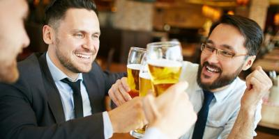 What Drinks Should You Order at Work Happy Hour?, Cincinnati, Ohio