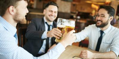 3 Benefits of Corporate Happy Hours, Manhattan, New York