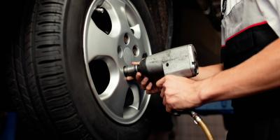 When Should You Get Your Tires Rotated?, Gates, New York