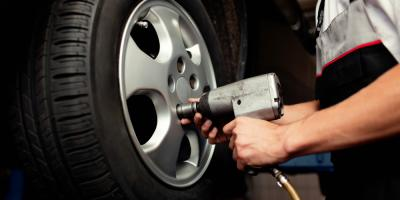 3 Signs You Have a Bad Wheel Bearing, Newark, Ohio
