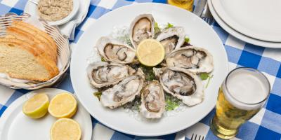 4 Tasty Drink Pairings for Oysters, Gulf Shores, Alabama