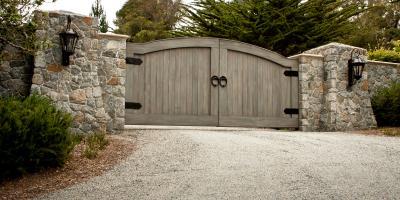 How to Tell If You Need a New Driveway Gate , Kenai, Alaska