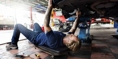 3 Troubling Signs You Need Brake Service, Andrews, Texas