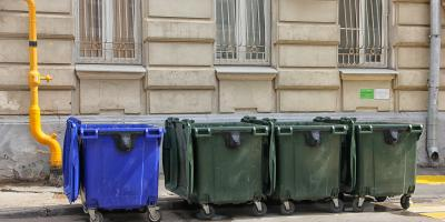 3 Commercial Buildings That Need Dumpster Rental Services, Franklin, Connecticut