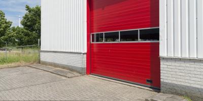 A Guide to Steel Garage Doors, Rosemount, Minnesota