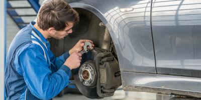 Why You Might Need Brake Repair for Squealing Brakes, Lorain, Ohio