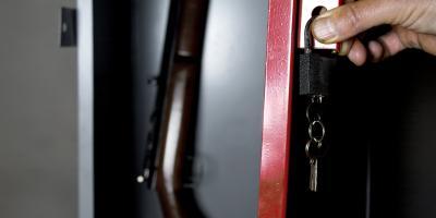 5 Tips for Choosing & Maintaining a Gun Safe, Fairfield, Ohio