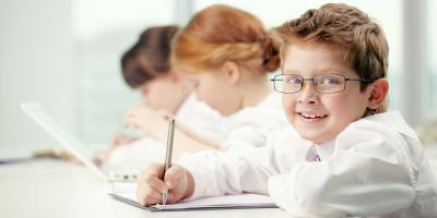 Kids' Glasses: 7 Warning Signs Your Child Needs to See an Optician, Waynesboro, Virginia